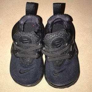 Infants/Toddlers Triple Black Nike Air Presto Sz 5